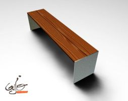 Long bench by Usayed
