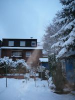 my house in the snow by victorymon