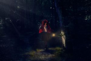 Little Red Riding Hood by runningrame