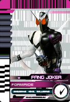 Form Ride W Fang Joker by Mastvid