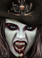 Witches and Vampires by vampirekingdom