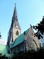 Cathedrale Anglicane Christ Church by Lapointe56