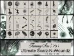 Scarz-n-Wounds PS7 by TammySue