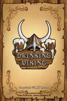 Drinking Viking party game - card back by CrioArts