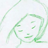 My New Avatar - Green Girl by SnapShot120