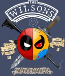 the wilsons by Jamonred