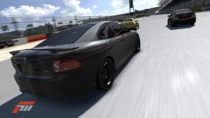 Bringing Up The Rear -FM3- by RacerXNFS