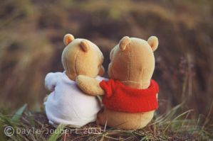 Winnie and his lady by luvsinspiration