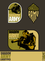 Shadow Army Logo by kickz8