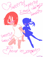 Old Valentines Day pic by CreepypastaGoth