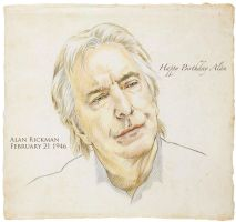 Happy Birthday Alan by 403shiomi