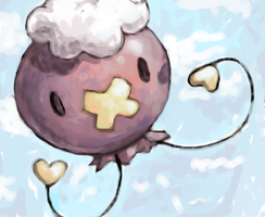 drifloon by SailorClef