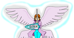 Angel by budokaihyuga and Recolored by me Glow by YugiDMega