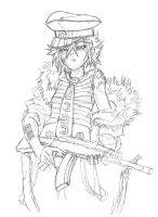 Child Soldier by Arcturion