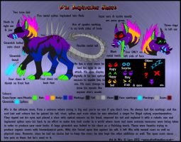 -Wix Reference Sheet- by Silvolf