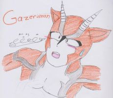 Gazeruman by Sitinuramjah