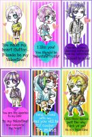 MLP genderbent: Valentine's Day by thechurroblaze