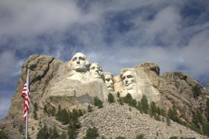 Mount Rushmore by 3Rockstar3