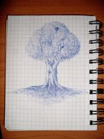 Tree... by mucsucsula