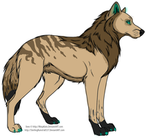20 point dog adopt CLOSED by Fluffbutt-Adopts