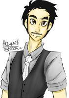 Howard Stark by RIP-Joey