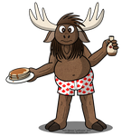 Aboot a Moose by LordDominic