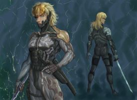 Raiden for Dianixx by Mephmmb