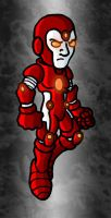 Mini Marvels - Iron Lad by ZappaZee