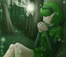 ::lost woods:: by sporkful-of-hearts