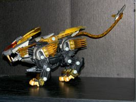 A Metal Works Liger by HanyoutaiKyoushu