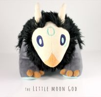 The Little Moon God on Kickstarter by Flying-Fox