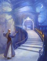 Lothlorien by CG-Warrior