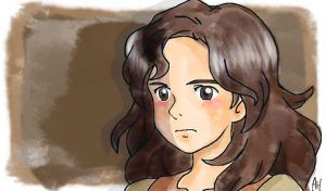 The Borrower Arrietty_2 by asami-h