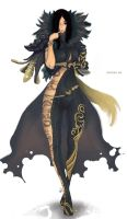 Blade and Soul style - 6 by 7Zaki