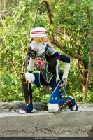 Sheik of Hyrule Warriors by MelodyZombie