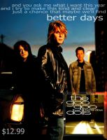 Goo Goo Dolls Sample Mag Ad by Starsania