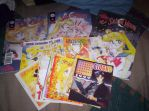 For sale Small Sailor Moon Lot by MindOfPain