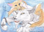 Love For Grandpaw by Mudstar-Sibera