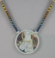 Isis, Goddess of Creation by KellyMorgenJewelry