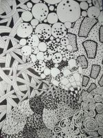 Zentangle by AmanDaMoustache