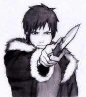 Orihara Izaya by Bleach9