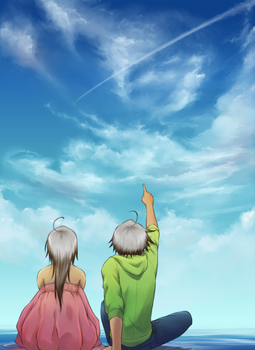 Clouds by mzsora