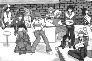 OC Madness Fairy Tail by Animus-Forgotten