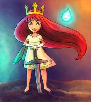 Aurora The Child of Light by dayMdel