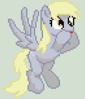 Derpy Hooves by CrizCamacho