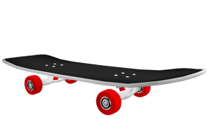 MMD Skateboard by mbarnesMMD
