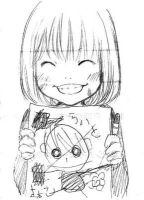 Mello as A child by haleo86