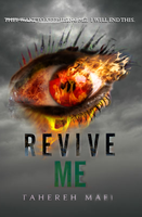 Revive Me Tahereh Mafi by 4thElementGraphics