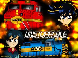 UNSTOPPABLE V2 by MeganekkoPlymouth241