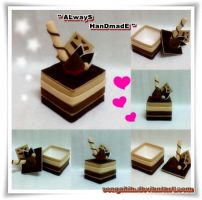 My Tiramisu Cake Box.. by SongAhIn
